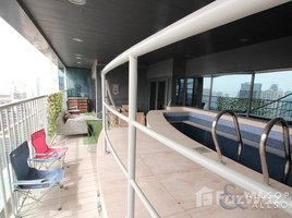 迪拜 Lake Allure Goldcrest Views 1 5 卧室 顶层公寓 售