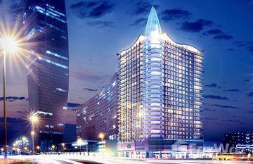 AG Tower in Capital Bay, Dubai
