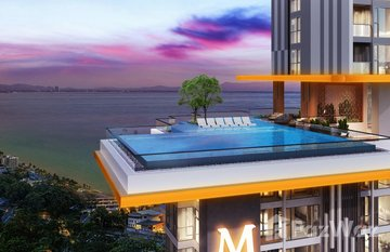 The Riviera Monaco in Na Chom Thian, Pattaya