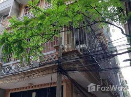河內市 Dich Vong Hau Nhà ngõ 89 phố Nguyễn Phong Sắc, diện tích 55m2 x 4 tầng, ngõ rộng ô tô đi lại, giá 16 triệu/th 开间 屋 租