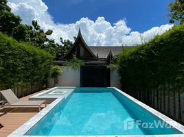 3 Bedrooms Property for rent in Chalong, Phuket Mono Loft Villas Palai
