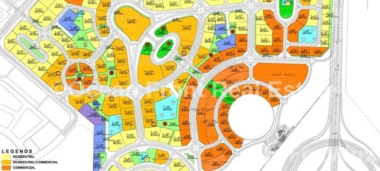 Master Plan of Jewelz Apartments By Danube - Photo 1