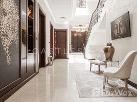 迪拜 Al Barari Villas Dahlia 6 卧室 房产 售