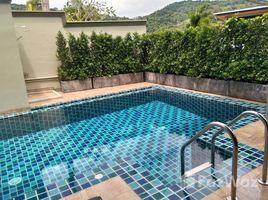 3 Bedrooms Property for rent in Rawai, Phuket Naiharn High View Villa