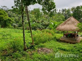 里岛 Tampak Siring Land with the Great View for Sale in Bali N/A 土地 售
