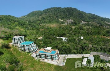 The Baycliff Residence in Patong, Phuket