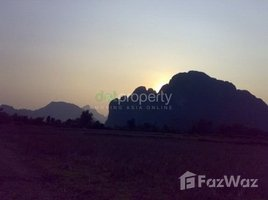 N/A Land for sale in , Vientiane Land for sale in Vangvieng, Vientiane