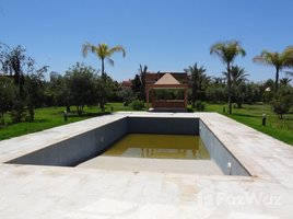 Marrakech Tensift Al Haouz Na Menara Gueliz Villa 5 chambres - Route de Ouarzazate 5 卧室 别墅 售
