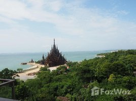 2 Bedrooms Penthouse for sale in Na Kluea, Pattaya The Sanctuary Wong Amat