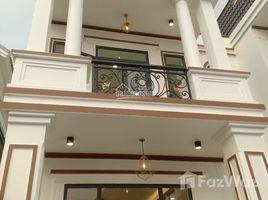3 Bedrooms House for sale in Hiep Thanh, Binh Duong Siêu phẩm nhà trệt lầu thiết kế kiểu Pháp cao cấp tại Hiệp Thành 6x25m, giá chỉ 5.4 tỷ