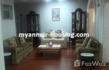 5 Bedroom Condo for rent in Sanchaung, Yangon in စမ်းချောင်း, ရန်ကုန်တိုင်းဒေသကြီး