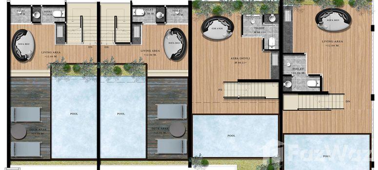 Master Plan of Sandbox Beachfront Villa - Photo 3
