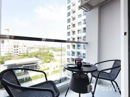 1 Bedroom Property for rent in Na Chom Thian, Chon Buri Nam Talay Condo
