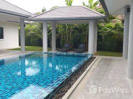 3 Bedrooms Villa for sale in Hin Lek Fai, Hua Hin 3 Bedroom Villa for Sale in Hin Lek Fai