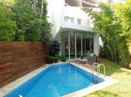 Grand Casablanca Bouskoura VILLA EN BANDE 276M² EN VENTE A BOUSKOURA 3 卧室 别墅 售