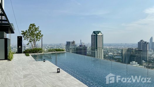 3D Walkthrough of the Communal Pool at The Lofts Silom