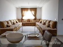 Rabat Sale Zemmour Zaer Na Agdal Riyad Appartement 89m² dans un emplacement stratégique 3 卧室 住宅 售