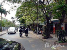 河內市 Cong Vi Bán nhà mặt phố Phan Kế Bính, mặt tiền rộng, kinh doanh. Giá 11.2 tỷ 开间 别墅 售
