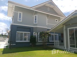 4 Bedrooms House for rent in San Pu Loei, Chiang Mai Koolpunt Ville 15 Park Avenue