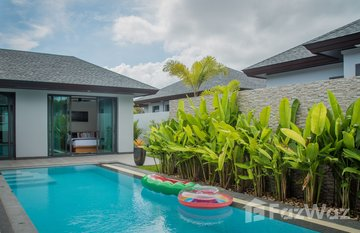 The S Villas Phase 1 in Choeng Thale, Phuket