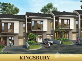 4 Bedrooms Townhouse for sale in Citeureup, West Jawa Citra Sentul Raya
