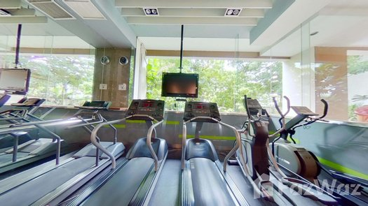 3D Walkthrough of the Communal Gym at Kallista Mansion