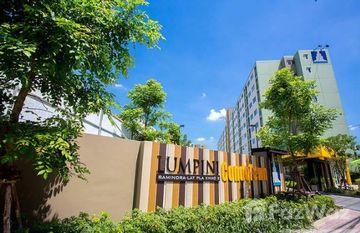 Lumpini Condo Town Raminthra-Latplakhao 2 in Anusawari, Bangkok