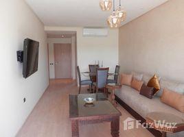недвижимость, 2 спальни в аренду в Na Menara Gueliz, Marrakech Tensift Al Haouz à louer : Très beau et Spacieux appartement de 100 m², bien meublé avec terrasses et piscines à prestigia golf resort - Marrakech