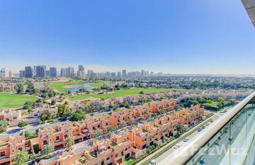 Golf View Residence in Bloomingdale, Dubai