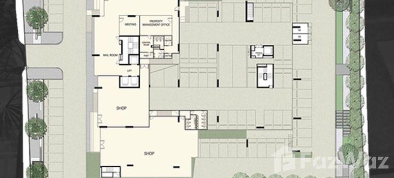 Master Plan of Ideo Mobi Rama 9 - Photo 1