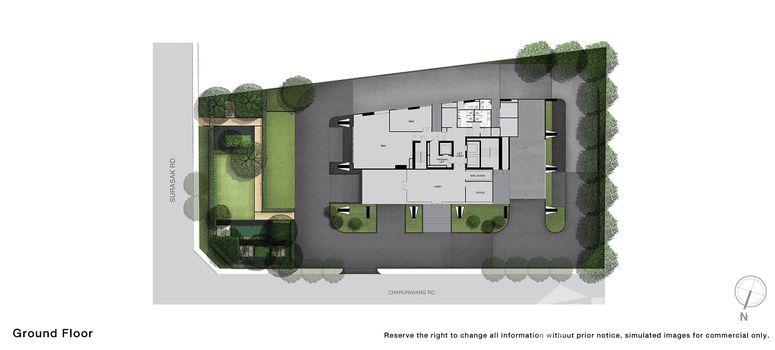 Master Plan of Noble Revo Silom - Photo 1