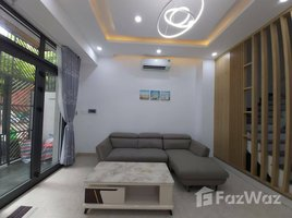 5 Bedrooms House for rent in An Hai Bac, Da Nang Nice 4-Storey House with 5 Bedroom for Rent in Son Tra