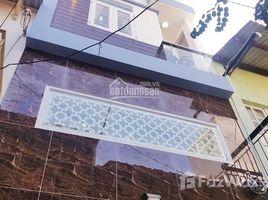 3 Phòng ngủ Nhà mặt tiền bán ở Phường 7, TP.Hồ Chí Minh Bán nhà mới xây 68 Phùng Văn Cung, P7, Phú Nhuận, giá 4.65 tỷ