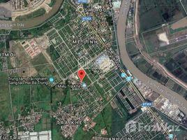 海防市 Anh Dung Bán 240m2 đất thổ cư tại Trà Khê, Anh Dũng, Dương Kinh N/A 土地 售