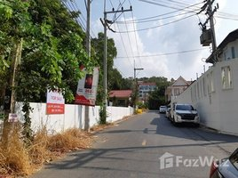 N/A Land for sale in Nong Prue, Pattaya Land 398 Sqw For Sale in Pratumnak Hill