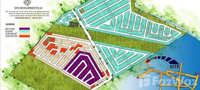 Master Plan of Bria Homes Digos - Photo 1