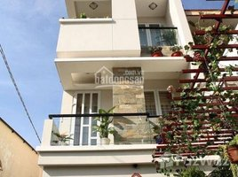 3 Phòng ngủ Nhà mặt tiền bán ở Phường 6, TP.Hồ Chí Minh Bán nhà đẹp ở ngay, HXH 6m Cách Mạng Tháng 8 - giáp Quận 3, 10 (4,2x12m) trệt 3 Lầu, chỉ 8.5 tỷ TL