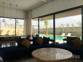 Marrakech Tensift Al Haouz Na Menara Gueliz Magnifique villa moderne proche école Américaine 4 卧室 别墅 售