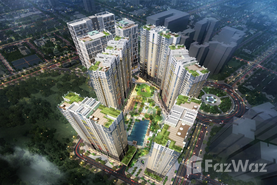 The Palace Residences Real Estate Development in , TP.Hồ Chí Minh