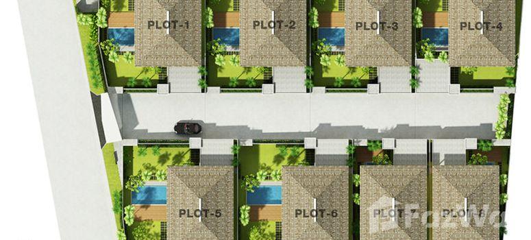 Master Plan of Vinzita Pool Villas - Photo 1