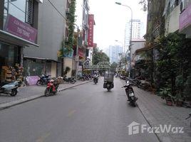 5 Bedrooms House for sale in Lang Ha, Hanoi Bán nhà mặt phố mới Yên Lãng, DT 170m2 x 8 tầng nổi + hầm, MT 8.8m, cho thuê 230tr/th, giá 63,8 tỷ