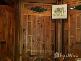 2 Bedrooms House for sale in Sanam Khli, Suphan Buri Teak Wood House For Sale
