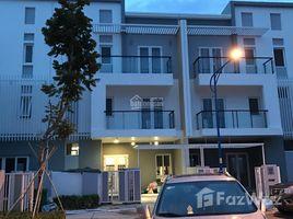 Studio Biệt thự bán ở Phú Hữu, TP.Hồ Chí Minh BÁN NHÀ KHANG ĐIỀN MEGA VILLAGE QUẬN 9 8X15M
