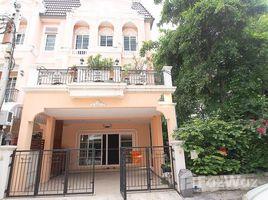 3 Bedrooms Townhouse for sale in Bang Chak, Bangkok Urban Sathorn