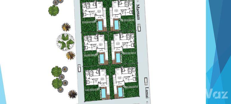 Master Plan of The Success Villa - Photo 1
