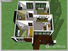 清莱 Rim Kok Single House For Sale In Chiang Rai 2 卧室 屋 售