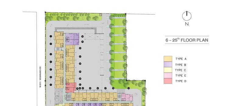 Master Plan of Rich Park 2 at Taopoon Interchange - Photo 1