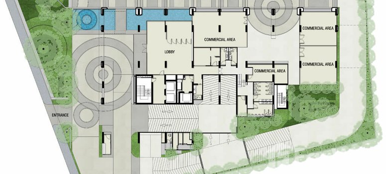 Master Plan of The Room Charoenkrung 30 - Photo 1