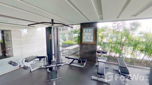 3D Walkthrough of the Communal Gym at Aequa Sukhumvit 49
