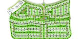 Master Plan of Maple 1 at Dubai Hills Estate